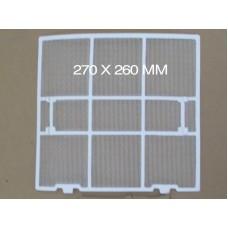 270х260 мм - фильтр  кондиционера