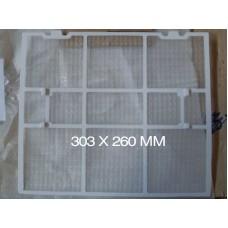 303х260 мм - фильтр для кондиционера
