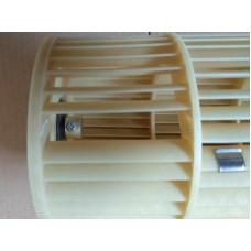 турбина кондиционера 121*282 мм с внутренним креплением к мотору