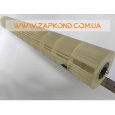102*850 мм турбина вн блока сплит системы