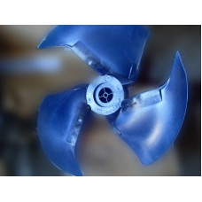 424*128 мм Вентилятор сплит системы