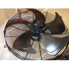 Осевой Вентилятор HD-550