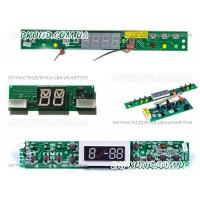 PCB indicator ISW-07(09)CR-ST6-N1