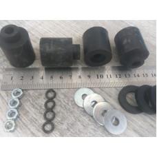 Антивибрационные втулки для компрессора