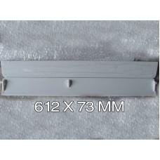 жалюзи для сплит системы 612 Х 73 мм