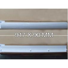 горизонтальные жалюзи сплит системы 917Х90 мм