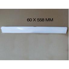 жалюзи горизонтальные  60*558 мм для кондиционера IDEA ISR-07 HR-ST6-N1, IDEA  ISR-09 HR-ST6-N1